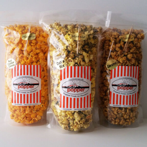 Mix & Match with Mochi Crunch- 3 Bags