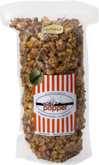 Island Popper- Oahu, Hawaii Gourmet Popcorn Shop