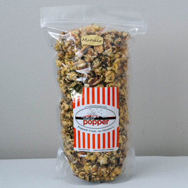 Island Popper Original Furikake Gourmet Popcorn in Hawaii